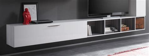 Tv Lowboard Weiß Hängend by Tv Lowboard Bruno 180 Sideboard H 228 Ngeschran H 228 Ngend Wei 223