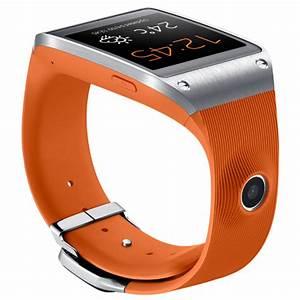 Montre Connectée Orange : montre connect e samsung galaxy gear v700 orange ~ Medecine-chirurgie-esthetiques.com Avis de Voitures
