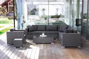Outdoor Loungemöbel Polyrattan : edle polyrattan loungem bel vom hersteller too design gartenm bel ~ Orissabook.com Haus und Dekorationen