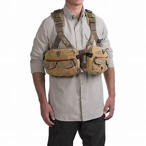 Fishpond Vaquero Tech Pack Vest - Waxed Cotton - Save 49%