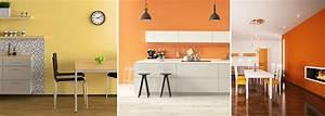 Wand Farbig Streichen Ideen : farben kuche streichen ~ Lizthompson.info Haus und Dekorationen