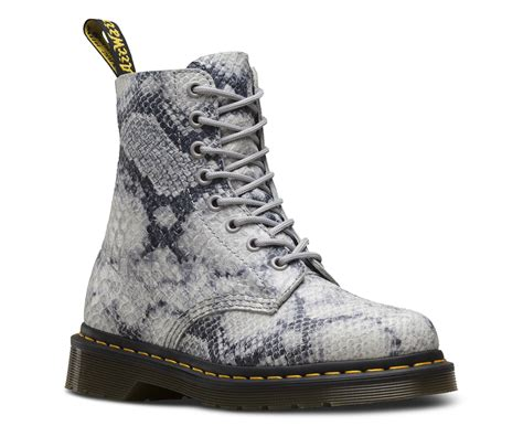 dr martens a fiori 1460 pascal snake s boots official dr martens