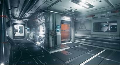 Sci Fi Modular Concept Level Artstation Ships