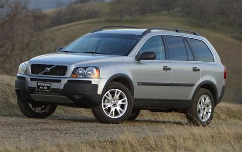 volvo jeep 2005 used 2005 volvo xc90 pricing features edmunds