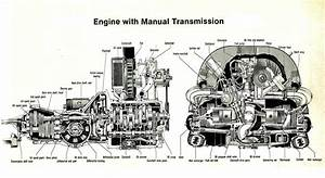 1968 Vw Engine Parts Diagram
