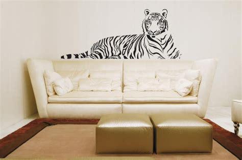 decoracao de parede de sala onca tigre quarto apartamento   em mercado livre