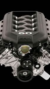 Ford Mustang Gt V8 Engine Engines Muscle Cars Wallpaper