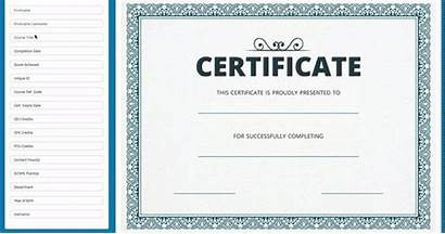Learnupon Elearning Significantly Better Tips Certificates Templates