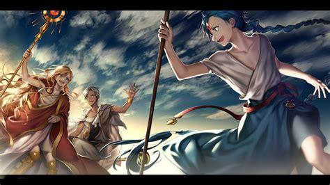 Magi Anime Wallpaper - magi the labyrinth of magic hd wallpaper and
