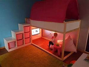 Kura Bett Ikea : die besten 25 kura bett ideen auf pinterest kura bett hack ikea kura und kura hack ~ Frokenaadalensverden.com Haus und Dekorationen