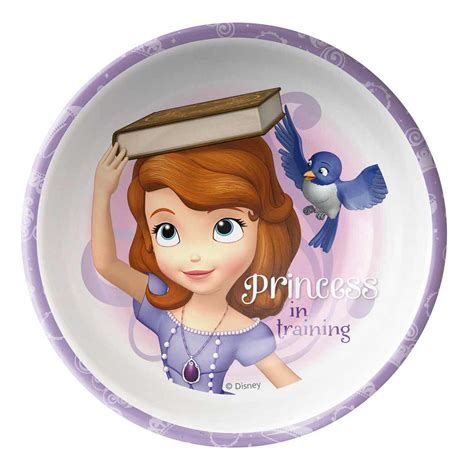Sofia the First Cereal Bowl by Zak!