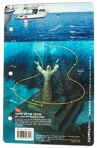 Christ Of The Abyss  U0026 Dry Rocks  Key Largo  Florida