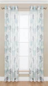 semi sheer window panel sears com
