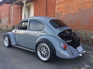 Custom 2 0 Fuel Injected 1966 Vw Bug Beetle Hot Rod Hotrod Rat Ratrod Volkswagen For Sale