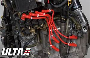 Ultra Ignition Wires For 04-11 Rx-8