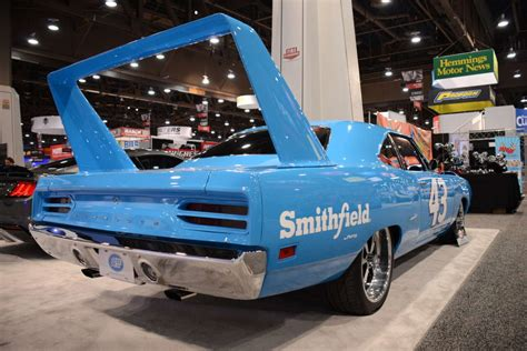 Best Muscle Cars from SEMA '17 | Rare Car Network