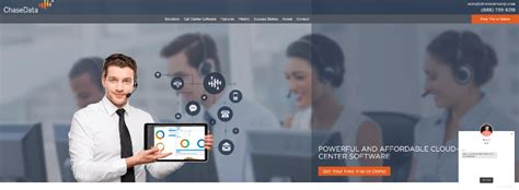 top   hosted predictive dialer system software