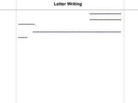 hindi letter writing youtube