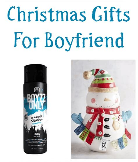 top 28 list of christmas gifts for boyfriend best 25