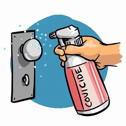 Salt Coronavirus Kill Cleaning Epsom Disinfectant Vore