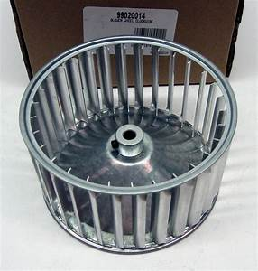 99020014 Broan Vent Fan Blower Squirrel Cage Wheel 5 16