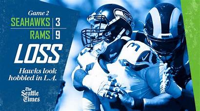 Seahawks Seattle Rams Number Loss Sports Reacts