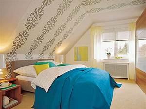 Wohnideen Für Schlafzimmer : 16 praktische wohnideen f r ihre dachschr ge ~ Michelbontemps.com Haus und Dekorationen