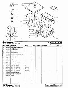 Saeco Sup 003 Service Manual Download  Schematics  Eeprom  Repair Info For Electronics Experts