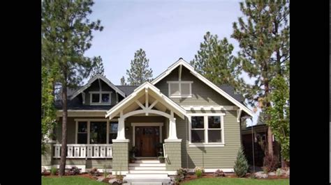 Small Craftsman House Plans  Small Craftsman Style House