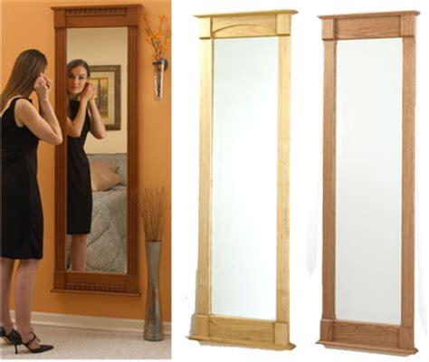 full length wall mirror woodworking plan  wood magazine