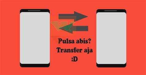 cara transfer pulsa telkomsel simpati dan as
