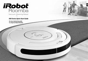 Download Free Pdf For Irobot Roomba 530 Vacuum Manual