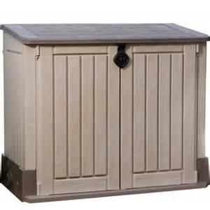 keter 30 cu ft storage shed taupe walmart