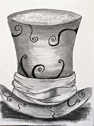 Best Mad Hatter Drawing Ideas And Images On Bing Find What You