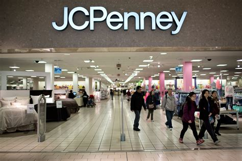 jc penney shares  double  price   years