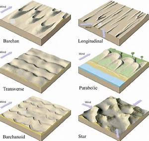 Dune Types  Courtesy Ahmed Hemden