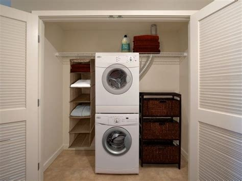 Closet Size For Stackable Washer And Dryer by Best 20 Stackable Washer Dryer Dimensions Ideas On