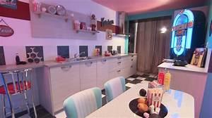 Cuisine Style Année 50 : astuces d co cuisine ann es 50 ~ Premium-room.com Idées de Décoration