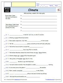 climate worksheet 565114 worksheets library