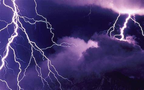 Free Desktop Wallpaper Lightning Storm