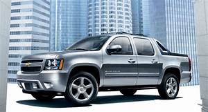 Chevy Avalanche Parts
