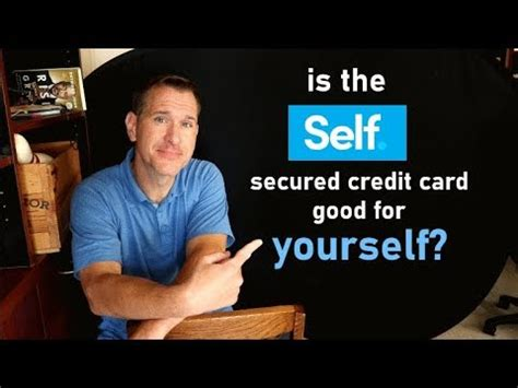 Unlike most secured credit cards, the self secured visa card doesn't require a security deposit upfront. NEW: Self Visa Secured Credit Card Review (Self Lender) - YouTube