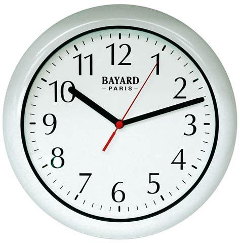 horloge de cuisine design pendule murale à quartz étanche salle de bain pendule
