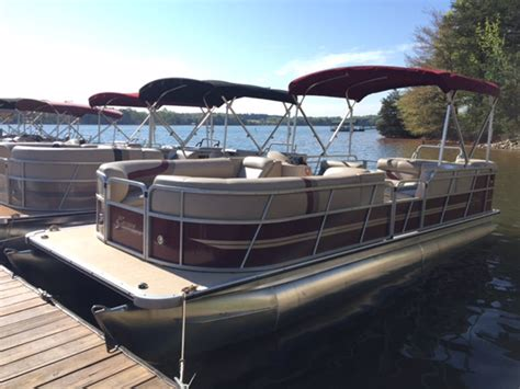 Used Pontoon Boats For Sale Lake Norman Nc by Aquaventure Rentals Lake Norman Boat Club Upcomingcarshq