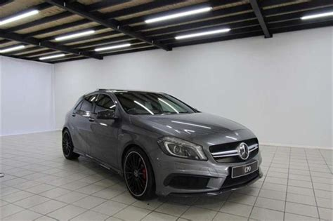 High air flow with excellent filtration. Mercedes Benz A Class A45 AMG 4Matic for sale in Gauteng | Auto Mart