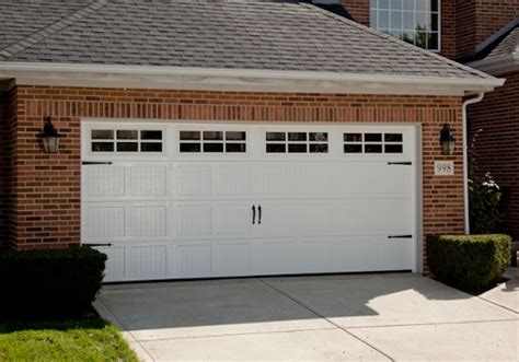 haas garage doors haas residential 240 series united garage door