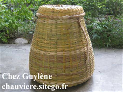 panier pour 騅ier cuisine tressage du bambou
