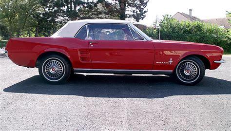 siege mustang a vendre ford mustang décapotable 1967 à vendre