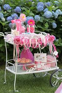 Great Ideas For A Little Girls Tea Party - Celebrations at ...