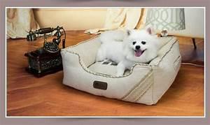 Panier Pour Petit Chien : couffin pour chien couffin motif l phant pour petit chien ~ Teatrodelosmanantiales.com Idées de Décoration
